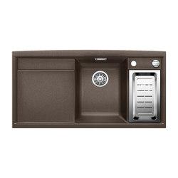 BLANCO AXIA II 6 S | SILGRANIT Coffee | Kitchen sinks | Blanco