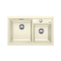 BLANCO AXIA II 8 | SILGRANIT Jasmine | Kitchen sinks | Blanco