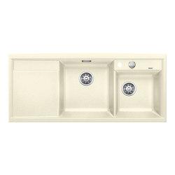 BLANCO AXIA II 8 S | SILGRANIT Jasmine | Kitchen sinks | Blanco
