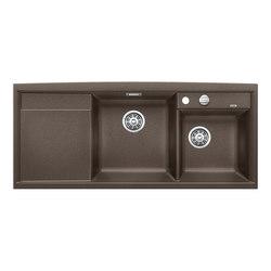 BLANCO AXIA II 8 S | SILGRANIT Coffee | Kitchen sinks | Blanco
