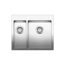 BLANCO CLARON 340/180-IF/A | Kitchen sinks | Blanco