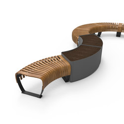 Radius Planter | Sistemi divisori stanze | Green Furniture Concept