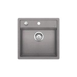 BLANCO DALAGO 5 | SILGRANIT Alu Metallic | Küchenspülbecken | Blanco