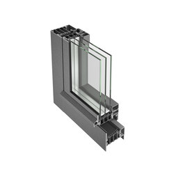 Janisol HI window | Window systems | Jansen