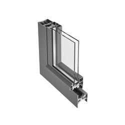 Janisol Primo | Window types | Jansen