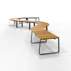 IOU Bench | Bancs d'attente | Green Furniture Concept