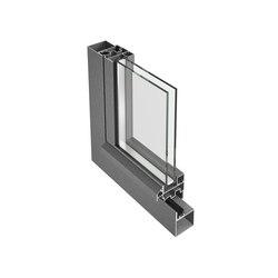 Jansen-Economy 50 window, steel and stainless steel | Window types | Jansen