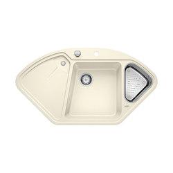 BLANCODELTA II | SILGRANIT Jasmine | Kitchen sinks | Blanco