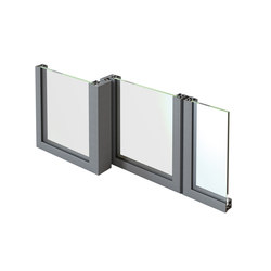 Janisol 2 EI30 fire protection sliding door | Porte d'ingresso | Jansen