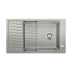 BLANCO ELON XL 8 S | SILGRANIT Alu Pearl Grey | Kitchen sinks | Blanco