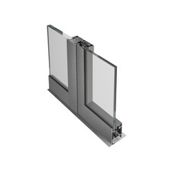Janisol C4 EI60/EI30 | Wall partition systems | Jansen