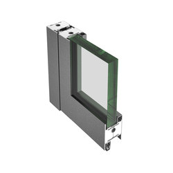 Janisol C4 EI60/EI90 fire protection door | Entrance doors | Jansen