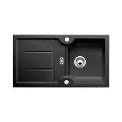 BLANCO IDESSA 5 S | Ceramic Black | Kitchen sinks | Blanco