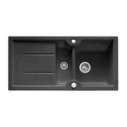 BLANCO IDESSA 6 S | Ceramic Black | Kitchen sinks | Blanco