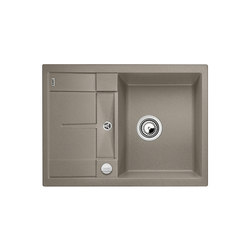 BLANCO METRA 45 S Compact | SILGRANIT Tartufo | Kitchen sinks | Blanco