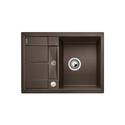 BLANCO METRA 45 S Compact | SILGRANIT Coffee | Kitchen sinks | Blanco