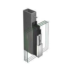 VISS Basic facade | Sistemas constructivos de fachada | Jansen