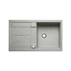 BLANCO METRA 5 S | SILGRANIT Pearl Grey | Kitchen sinks | Blanco