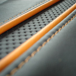 Perforating | Surface finishings | BOXMARK Leather GmbH & Co KG