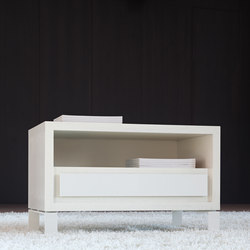 Verona bed side table | Nachttische | BALTUS