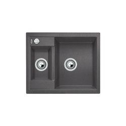 BLANCO METRA 6 | SILGRANIT Rock Grey | Kitchen sinks | Blanco
