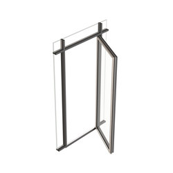 VISS side-hung/pivot door | Patio doors | Jansen