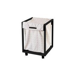 NWW Laundry element | Cesti porta biancheria | Neue Wiener Werkstätte