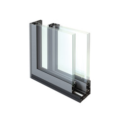 Janisol lift-and-slide door | French doors | Jansen