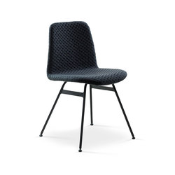 Steel Co-Pilot Chair | Sillas para restaurantes | dk3