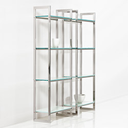 Chequia bookcase | Shelves | BALTUS