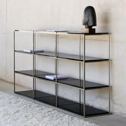 Candela bookcase | Shelving | BALTUS