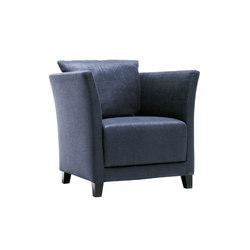 Weekend armchair | Poltrone lounge | Neue Wiener Werkstätte