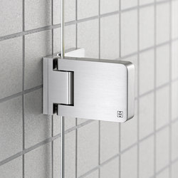 DU.338x Shower System | Shower door fittings | MWE Edelstahlmanufaktur