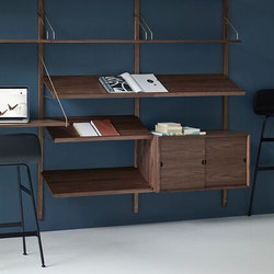 ROYAL SYSTEM® MAGAZINE SHELF | Office shelving systems | dk3