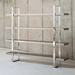 Milano bookcase | Shelving systems | BALTUS