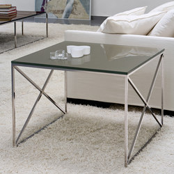 Doble Aspa table | Tavolini alti | BALTUS