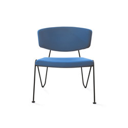F1 Easy chair | Sedie visitatori | Neil David