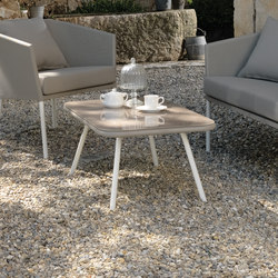 Amy Coffee Table | Tables basses de jardin | Talenti