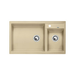 BLANCO METRA 9 | SILGRANIT Champagne | Kitchen sinks | Blanco