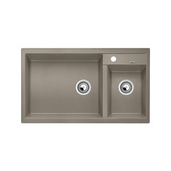 BLANCO METRA 9 | SILGRANIT Tartufo | Kitchen sinks | Blanco