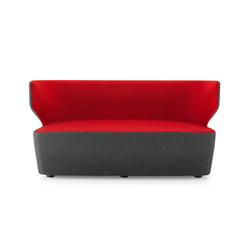 PABLO Two seater | Lounge sofas | Girsberger