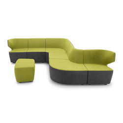 PABLO MODULAR Sofa | Modular seating systems | Girsberger