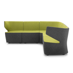 PABLO MODULAR Couch | Sofás lounge | Girsberger