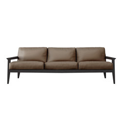 Stanley 3 Seat Sofa Lounge Sofas Case Furniture