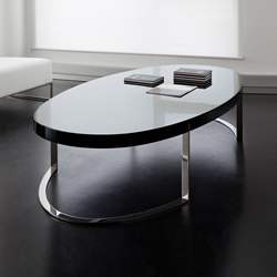 Oval coffee table | Tavolini salotto | BALTUS