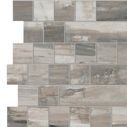 Petrified Wood Grey Stick | Tiles | ASCOT CERAMICHE