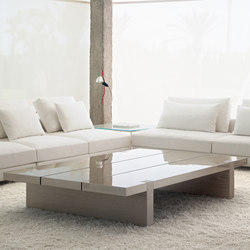 Triple Spazio coffee table | Coffee tables | BALTUS