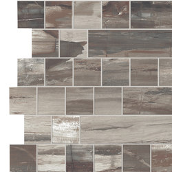 Petrified Wood Musk Stick | Tiles | ASCOT CERAMICHE
