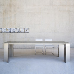 Duomo dining table | Esstische | BALTUS