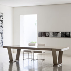 Giza dining table | Esstische | BALTUS